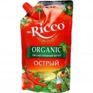 Кетчуп томатный «Ricco» острый, 350 г.