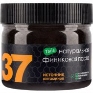 Натуральная финиковая паста «37» 300 г.