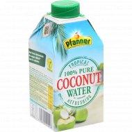 Кокосовая вода «Pfanner» 500 мл.
