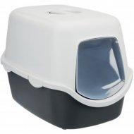 Туалет-бокс для животных «M.P. Bergamo» с фильтром и дверью.