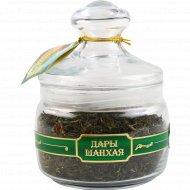 Чай зеленый «Дары Шанхая» 100 г.