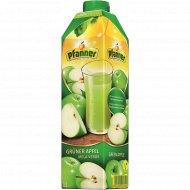 Напиток из зеленого яблока «Pfanner» 1 л.