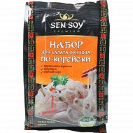 Набор для салата «Sen Soy» фунчоза по-корейски, 210 г.