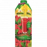 Напиток «Pfanner» малиново-яблочный, 1 л.