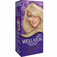 Краска для волос «Wellaton» яркий пепельный блондин 12/1.