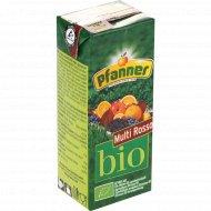 Напиток Rosso BIO «Pfanner» мультифруктовый, 200 мл.