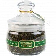 Чай зеленый «Зеленая улитка» 140 г.