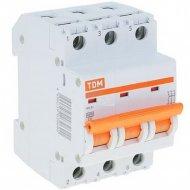 Автоматический выключатель «TDM» SQ0206-0107
