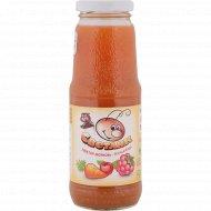 Нектар «Светлик» морковь-лесная ягода с мякотью, 250 мл