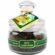 Чай зеленый «Дух самурая» 70 г.