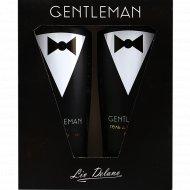 Подарочный набор «Gentleman» шампунь 300г + гель для душа 300г.