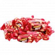 Конфеты «Candy Nut» мягкая карамель с арахисом, 1 кг.