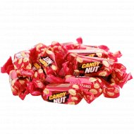 Конфеты «Candy Nut» мягкая карамель с арахисом, 1 кг., фасовка 0.3-0.4 кг