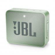 Портативная акустическая система «JBL» GO2 Mint.
