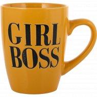 Кружка «Girl Boss» 320 мл