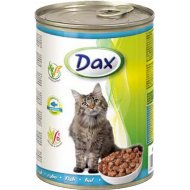 Корм для кошек «Dax» с рыбой, 415 г