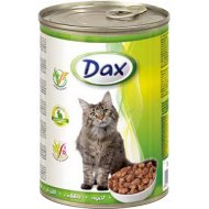 Корм для кошек«Dах» с кроликом, 415 г.