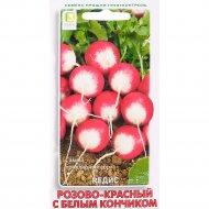 Семена редиса «Розово-красный с белым кончиком» 3 г