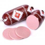Колбаса варёная «Мортаделла» в/с 400 г.
