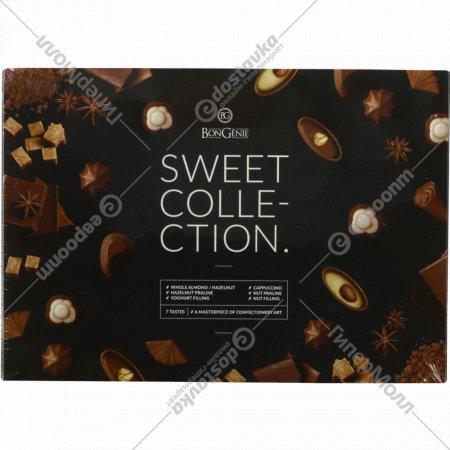 Набор конфет «BonGenie» шоколадные молочные, 143 г.