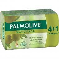 Туалетное мыло «Palmolive» интенсивное увлажнение, 5х70 г.