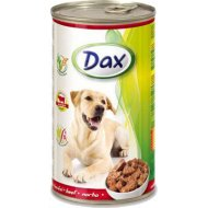 Корм для собак «Dax» кусочки с ягненком 1.24 кг.
