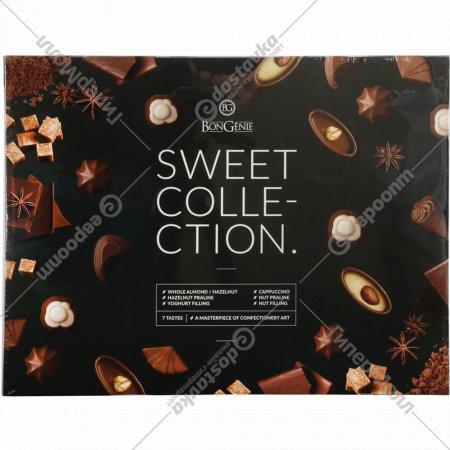 Набор конфет «BonGenie» шоколадные молочные, 285 г.