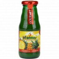 Сок ананасовый «Pfanner» восстановленный пастеризованный, 200 мл.