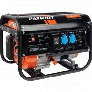 Генератор бензиновый «Patriot» GP 2510