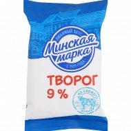 Творог «Минская марка» 9%, 180 г.