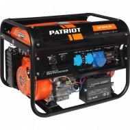 Генератор бензиновый «Patriot» GP 6510AE
