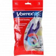 Перчатки хозяйственные «Vortex» для уборки, размер S.