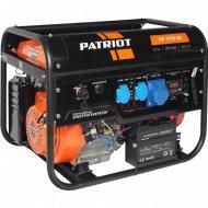 Генератор бензиновый «Patriot» GP 7210AE