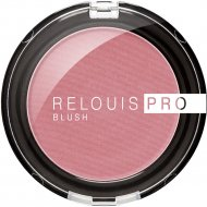 Румяна компактные «Relouis» Pro Blush, тон 74, 5 г.
