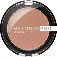 Румяна компактные «Relouis» Pro Blush, тон 75, 5 г.