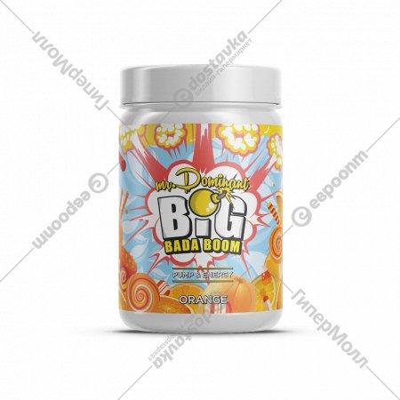 Напиток «BIGBADABOOM» апельсин, 300 г.