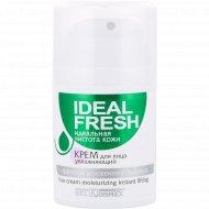Крем для лица «Ideal Fresh» с эффектом мгновенного лифтинга, 50 г.
