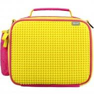 Ланчбокс «Upixel» Bright Colors, WY-B015, желтый/розовый