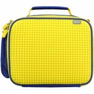 Ланчбокс «Upixel» Bright Colors, WY-B015, желтый/синий