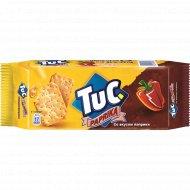 Крекер «Тuc» солёный со вкусом паприки, 100 г.