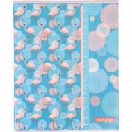 Тетрадь «Паттерн. Фламинго» С0222-191, 48 листов.