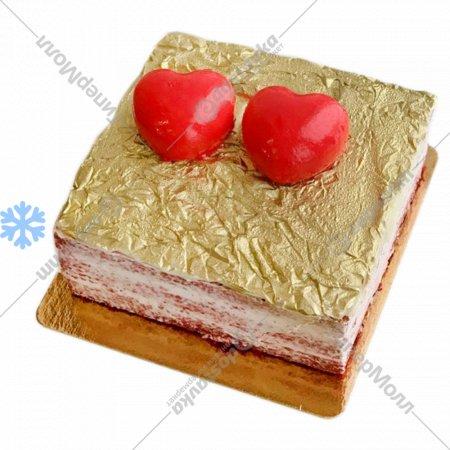 Торт «Красный бархат» 0.550 кг.