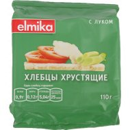 Хлебцы «Эльмика» с луком, 110 г.