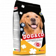 Корм для собак «Adragna» Dogco эдалт курица, 15 кг.