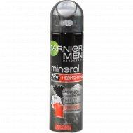 Дезодорант-антиперспирант «Garnier mineral Men» невидимый, 150 мл.