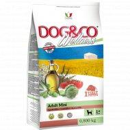Корм для собак «Dogwe» ягнёнок с рисом, 800 г.