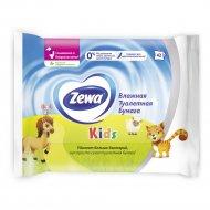 Влажная туалетная бумага «Zewa» Kids, 42 шт.