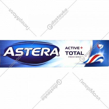 Зубная паста «Astera» Active + Total, 100 мл.