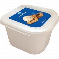 Мороженое «Мороз продукт» со вкусом страчиателла, 1 кг.