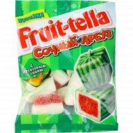 Жевательный мармелад «Fruit-tella» Сочный арбуз, 70 г.